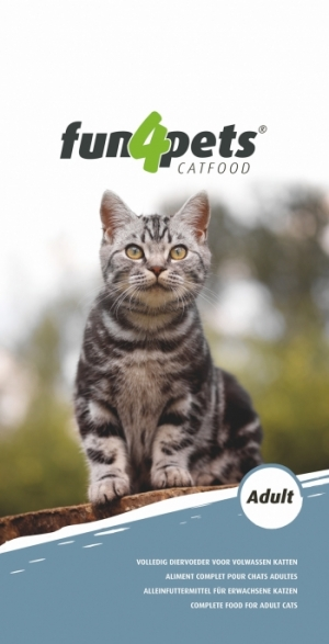 Fun4pets Adult Cat