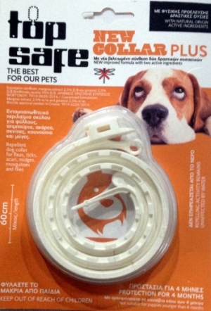 Topsafe collar