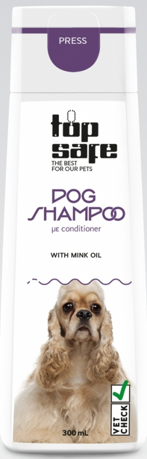 Mink oil shampoo - with conditioner