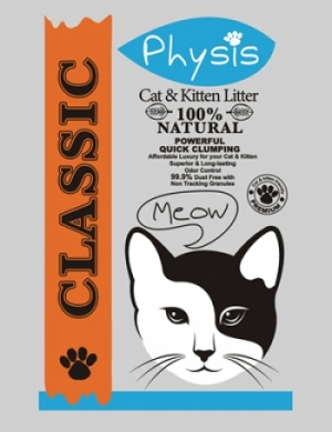 Physis Cat and kitten Litter